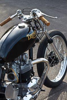 Triumph Bikes @Snobtop