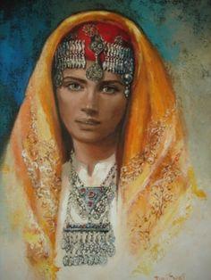 Ressam Remzi İren - Kayseri Başlığı