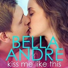 Narrated by Eva Kaminsky  Kiss Me Like Thisis the first in Ms. Andre's new Morrisons series, which will feature the love stories of the six Morrison siblings, Grant, Olivia, Drew (a rock star), twins Justin and Sean, and the youngest, Madison. The Morrisons are still grieving the loss of their mo