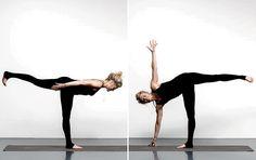 Bliv stressfri med yoga: 5 øvelser, der giver energi - fit living