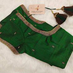 Brocade Blouse Designs, Best Blouse Designs, Pattu Saree Blouse Designs, Simple Blouse Designs, Stylish Blouse Design, Bridal Blouse Designs, Blouse Neck Designs, Blouse Patterns, Embroidery Blouses