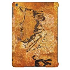 #Paleolithic #Prehistoric #Artwork #Painting #Lascaux #Caves #iPad Air #Case