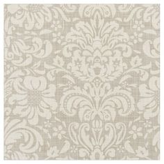 beige & taupe damask