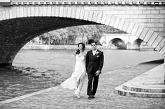 Arteida and Barry's Paris Elopement | Intimate Weddings - I love the thought of eloping to the city of love... just the two of us.
