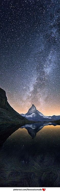 Matterhorn. Photo Mario Spalla, as found on pinterest
