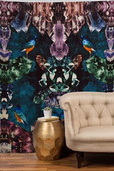 Kangarui Crystal Cave Tapestry | DENY Designs Home Accessories