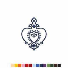 Výšivka Blanciar 9x12 cm   slovenský folklór Tattoos, Tatuajes, Tattoo, Japanese Tattoos, Tattoo Illustration, A Tattoo, Time Tattoos