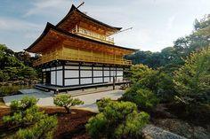Kinkaku-ji, Templo del pabellón de Oro, #Japon
