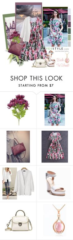 """""""Yesstyle Polyvore Group """"Show us your Yesstyle"""""""" by carola-corana ❤ liked on Polyvore featuring Rosanna, BeiBaoBao, BackToSchool, outfit and yesstyle"""