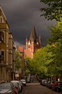 Pauluskirche Church, Halle, Germany