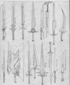http://iron-fox.deviantart.com/art/Swords-145224847