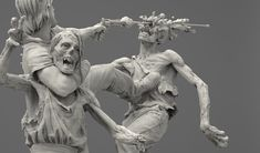 Steve Lord is an award winning artist, and has been sculpting professionally since the age of He has done work for Franklin Mint, Danbury Mint… Computer Generated Imagery, Zombie Art, Marvel, 3d Character, Halloween Art, Creature Design, American Artists, Sculpting, Anime Art