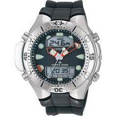 6e3ed960f93 Relógio Citizen Aqualand Ii Masculino Jp1060-01e Relogio Citzen