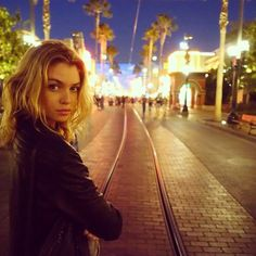 Pin for Later: You Should Definitely Follow the Victoria's Secret Fashion Show Models on Instagram Stella Maxwell Stella Maxwell
