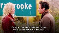 "Nealfire and Emma will become the new Snow and Charming. | The 22 Most Convincing ""Once Upon A Time"" Fan Theories"