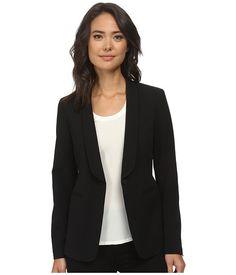 Anne Klein Anne Klein  Tuxedo Jacket Womens Coat for 84.99 at Im in!