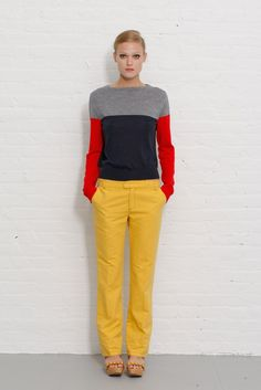 Band of Outsiders Spring 2011 Ready-to-Wear Collection Photos - Vogue