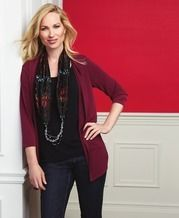Tradition Ultimate Dressy Fooler Top from Sears Catalogue  $39.99 (20% Off) - 20 Off, Catalog, Wonderland, Fashion Outfits, Traditional, Sweaters, Clothes, Beauty, Tops