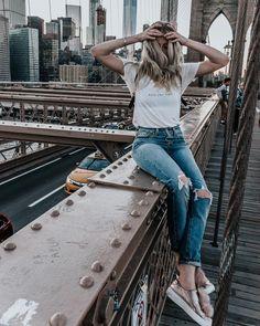 NYC BLOGGER BROOKLYN BRIDGE