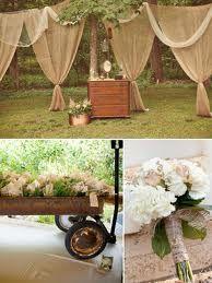 rustic wedding ideas - Google Search I love the wagon photo