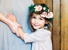 Asheville Family Photography by Rachael McIntosh | Flower crown by Flora Asheville