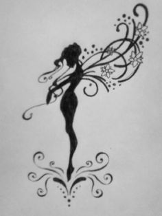 Fairy Tat by ~TheMajesticCarnival