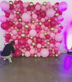 Zamioculca: learn how to care, plant and decorate with 58 ideas - Home Fashion Trend Balloon Backdrop, Balloon Columns, Balloon Garland, Balloon Decorations, Balloon Ideas, Barbie Theme Party, Barbie Birthday Party, 1st Birthday Girls, Birthday Parties