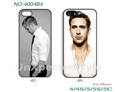 Ryan Gosling Fällen Telefon iPhone 5 Case, iPhone 5 s / 5C Case, iPhone 4/4 s Fall, Ryan Gosling, Case für iPhone-400484