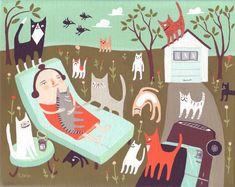 ilustración de Sara Pulver