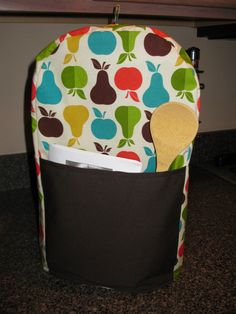 Food processor cover this tutorial uses several sewing skills pdf sewing pattern for a food processor cover fits kitchenaid 7 9 and 13 forumfinder Image collections