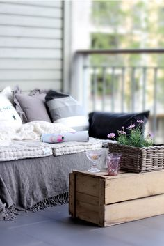 riabstyle: Patios - Shabby chic