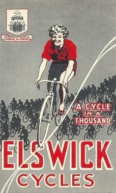 Elswick Cycles.