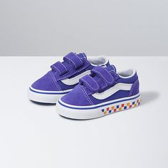 Shop Kids Shoes at Vans including Slip Ons, Authentics, Low Top, High Top Shoes & More. Shop Kid's Shoes at Vans today! Toddler Girl Shoes, Toddler Sneakers, Baby Girl Shoes, Baby Boy Outfits, Girls Shoes, Baby Girls, Baby Jordans, Jordans Girls, Baby Vans