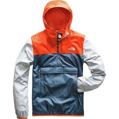 Looking for The North Face Men's Fanorak ? Check out our picks for the The North Face Men's Fanorak from the popular stores - all in one. Mens Windbreaker, North Face Windbreaker, Outdoor Apparel, Dark Jeans, North Face Jacket, Swagg, The North Face, Rain Jacket, Nike