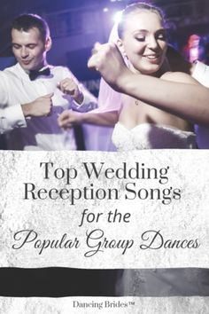 These fun wedding reception songs are a perfect way to create a unique moment on the dance floor! reception songs Top Wedding Reception Songs For The Popular Group Dances — Dancing Brides Wedding Songs Reception, Wedding Party Songs, Marriage Reception, Wedding Dance Songs, Wedding Playlist, Wedding Shower Favors, Reception Party, Bridal Shower Rustic, Wedding Music