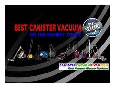 Best Canister Vacuum Best Seller