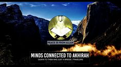 The Sahaba´s Minds Were Connected To Akhirah - Imam Anwar Al-Awlaki