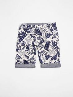Journal Standard Reversible Shorts - Chambray