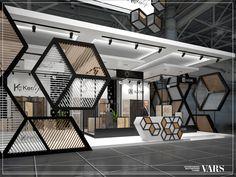 1 on Behance Kiosk Design, Facade Design, Retail Design, Store Design, Exterior Design, Architecture Design, Showroom Interior Design, Tile Showroom, Coffee Shop Interior Design