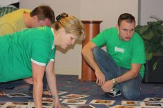 Team Building Exercise : Team Storyteller