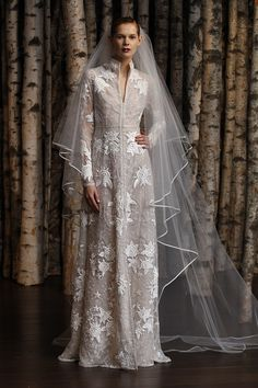 Naeem Khan :: By Collections :: BRIDAL SPRING 2015 :: ASPEN