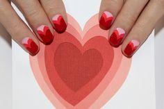 Sweetheart Nail Art Tutorial (hotbeautyhealth.com)