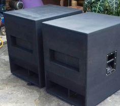 icu ~ Pin on Sound masters ~ Dec 2019 - Skema Box Subwoofer RCF 18 inch mantap Diy Subwoofer, Subwoofer Box Design, Speaker Box Design, Subwoofer Speaker, Audio Amplifier, Sub Box Design, Audio Box, Car Audio Systems, Diy Speakers