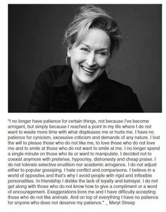 I have to admit that I love this. I especially liked when she talked about people who cannot give a compliment or encourage. But than my love language is words of affirmation.