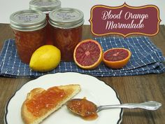 Blood Orange Marmalade http://www.frugalupstate.com/recipes/walmarts-citrus-celebrations-with-blood-orange-marmalade-recipe/