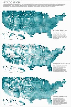 1   Infographic: Showing When People Get Killed In Cars, Using Excel   Co.Design: business + innovation + design