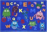 """Checkout the """"Monster Mash© Classroom Rug, 7'8"""" x 10'9"""" Rectangle"""" product"""