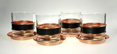 Coppercraft Guild Rocks Lowball Glass w by WeStartedWithAMouse
