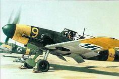 Bf-109 G Filandenses