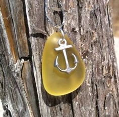 Sea Glass May Hope Be Your Anchor in Rough Seas by WaveofLife